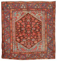 Antique Turkish Kula rug, 19th century