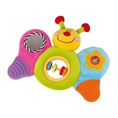 "Legler ""Butterfly"" Motor Activity Toy"