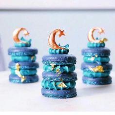 Galaxy Macarons Recipe | POPSUGAR Food