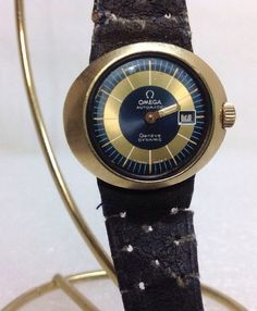 Omega Automatic Geneve Dynamic gold tone ladies watch Vintage #OMEGA