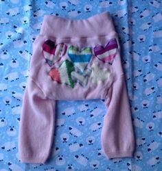 Medium 100% cashmere wool diaper cover by MyWoolieBaby on Etsy, $15.00