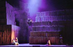Arshak II. San Francisco Opera. Set design by John Coyne.