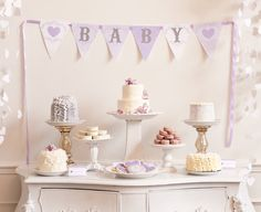 Baby Love Baby Shower Printable Party Pack - DIY $30 #baby #shower