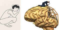 4 Things You Do that Harm your Brain and Could Lead to Brain Damage