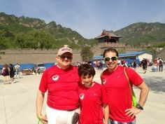 Do you have a bucket list? Check out this heartwarming post about Mark, family man and avid runner, completing an item off his list-participating in the Great Wall Marathon with his father and son.