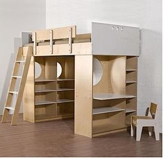Dumbo Loft Bed by Casa Kids