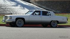 1990 Cadillac Brougham 5.7