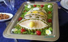 Campana in paté di tonno e patate - La Zia Anna Cucina Antipasto, Guacamole, Tacos, Food And Drink, Zia, Menu, Mexican, Ethnic Recipes, Desserts