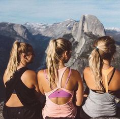 Amazing Activewear takes you amazing places... like 8000ft high at Yosemite National Park!  Where has your LJ taken you?