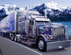 2015 Promotional Wall Calendars - Kings of the Road  Big Rigs, Custom Trucks Calendar - January  PETERBILT  Imprinted with your Business, Organization or Event Name, Logo and Messages low as 65¢    Visit http://www.promocalendarsdirect.com/calendars/kings-of-the-road Today and get yours. — at http://www.promocalendarsdirect.com