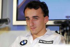 """Ainda tenho limitações para pilotar"", diz Robert Kubica"