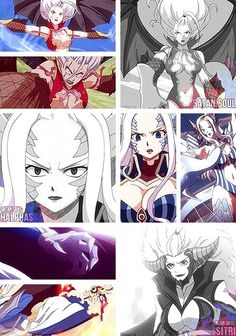 fairy tail- Mirajane