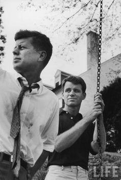 JFK & Robert Kennedy