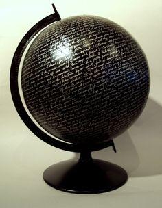 Poetry Globe @Nathalie Benito Benito Benito Jonis- Abdul