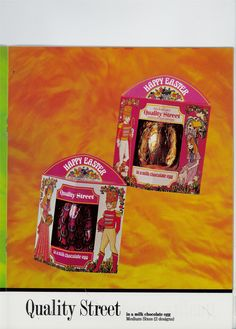 Rowntree and Mackintosh Easter Eggs from the and - gallery - from York Press