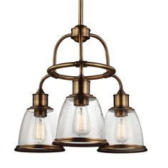 Feiss Hobson F3020 Chandelier | from hayneedle.com