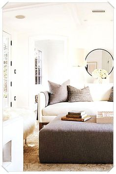 Home Furniture Checklist White Living Room Furniture Floating Shelves My Living Room, Living Room Interior, Home And Living, Living Room Furniture, Home Furniture, Living Room Decor, Rustic Furniture, Luxury Furniture, Dining Rooms