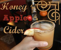 Vodka. Honey. Apple cider. Yeah, you're going to want to whip up this Smirnoff fall cocktail recipe, like, today.