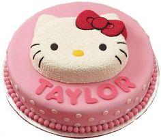 Excelente Molde Para Tortas De Hello Kitty Marca Wilton cakepins.com