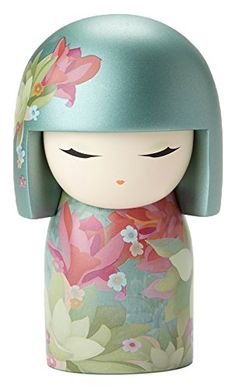 This is a Kimmidoll Takara Fortunate Maxi Japanese Doll Figure. Kimmidoll's are fantastic collectible doll figures that are designed to represent traditional Ja Japanese Geisha, Japanese Art, Japanese Doll, Momiji Doll, Kokeshi Dolls, Pretty Dolls, Beautiful Dolls, Kawaii, Maneki Neko