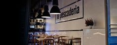 La Pescaderia is specialized in tapas with very good ambience