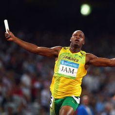 Asafa Powell:  100m, 200m.