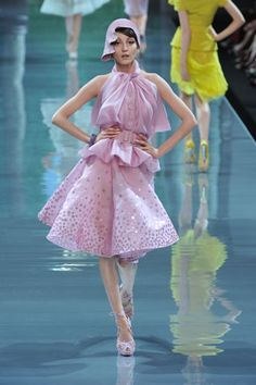 Christian Dior Fall 2008 Couture - Collection - Gallery - Style.com