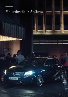 Ready for a new generation? For the presentation of the A-Class, Mercedes-Benz brings an online configuration to life in a spectacular way. In these fast scenes, the user is drawn from one exciting color world to the next, and experiences the ride of his life.