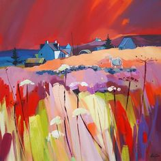 """Billy & The Byre 40""""x40"""""""