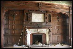 Fairy Godmother Mansion. Jan '13 - Derelict Places