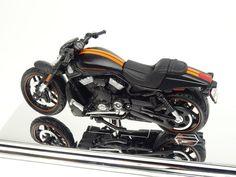 Harley Davidson 2012 VRSCDX Night Rod Motorrad Modell 1:18 model motorcycle in Modellbau, Auto- & Verkehrsmodelle, Motorräder & Quads | eBay