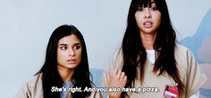 10 Reasons Why Flaca and Maritza of 'Orange is the New Black' Are Our Favorite Fictional BFFs