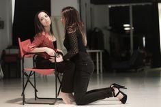 Clase Abierta de Expresión Corporal con Eliane Capitoni Fotografía: Virginia Rota 1GAE - 2013/2014
