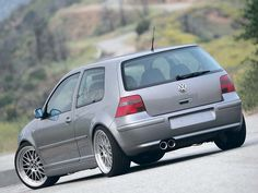 Euro bumpers The #Volkswagen #Golf is a monster when #tuned--#PPF kits protect it. Get yours today: http://www.rvinyl.com/Volkswagen-Golf-Paint-Protection.html