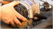 When replacing an air conditioning compressor, extra steps must be taken to ensure the long life of the system. Learn more about how to do the complete job.