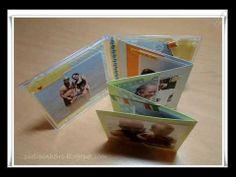 Mini Álbum en Caja de CD