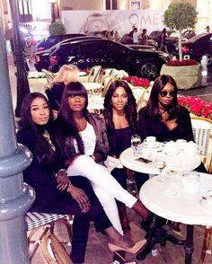 #Casino Good time ❤❤ @seanling_ling @wendyz17 @redsldn15 @empressrahimah2 by officialnaomielaurens_demonaco from #Montecarlo #Monaco
