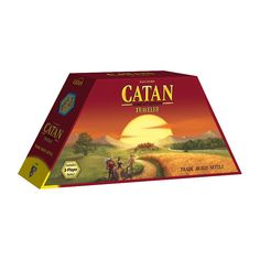 Catan: Traveler Compact Edition by Mayfair Games, Multicolor