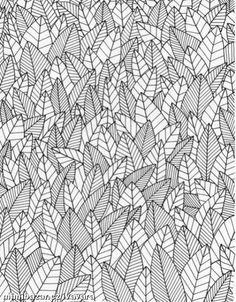 45 Ideas Black And White Line Art Pattern Zentangle For 2019 Textures Patterns, Fabric Patterns, Color Patterns, Print Patterns, Leaf Patterns, Surface Pattern, Pattern Art, Pattern Designs, Pattern Drawing