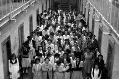 En el año 1949 las presas políticas de la cárcel de Segovia comenzaron una histórica huelga de hambre en solidaridad con el aislamiento de una presa, que había denunciado las pésimas condiciones de vida que sufrían en la prisión.