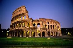 The Colosseum is a very popular and historical place in Rome. We are giving here some information about Colosseum with new photos-images for Places Around The World, Oh The Places You'll Go, Places To Travel, Places To Visit, Around The Worlds, Europe Places, New Seven Wonders, Wonders Of The World, Doha