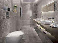 FAP Ceramiche Keramikfliesen Tiles from FAP Ceramiche, collection Maku, plain and patterned. Exclusive tiles at reasonable prices. Modern Bathroom Decor, Contemporary Bathrooms, Bathroom Interior Design, Bathroom Wall, Small Bathroom, Master Bathroom, Bathroom Chandelier, Stone Bathroom, Bathroom Storage