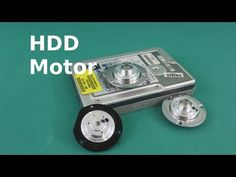 Run a Hard Drive Brushless Motor Without Driver Electronics Mini Projects, Hobby Electronics, Electronic Toys, Hdd, Arduino, Running, Youtube, Computers, Life Hacks