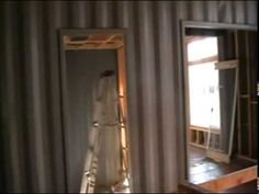 Shipping Container House - Windows, Doors & Wrapping