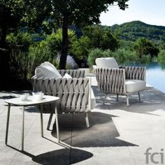 Tosca Lounge Chair by Tribu