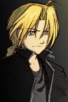 Edward - Fullmetal Alchemist