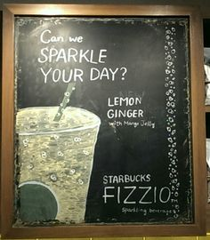 Can we sparkle your day?