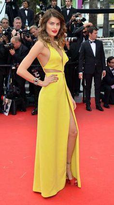 Cannes 2014 - Isabeli Fontana in Tufi Duek