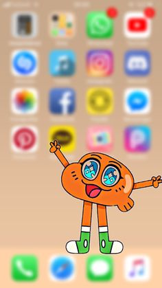 Darwin iphone wallpaper