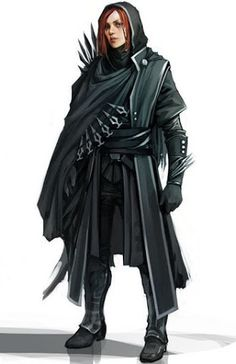 f Rogue Assassin Royal Army Spy Lt Armor Cloak Daggers Poison female human lg Dungeons And Dragons Art, Dungeons And Dragons Characters, Dnd Characters, Fantasy Characters, Female Characters, Fantasy Character Design, Character Design Inspiration, Character Art, Character Concept